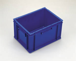 euro containers make a great storage solution